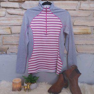 Patagonia Capilene Thermal Base Layer 1/4 Zip Pullover Long Sleeve Shirt